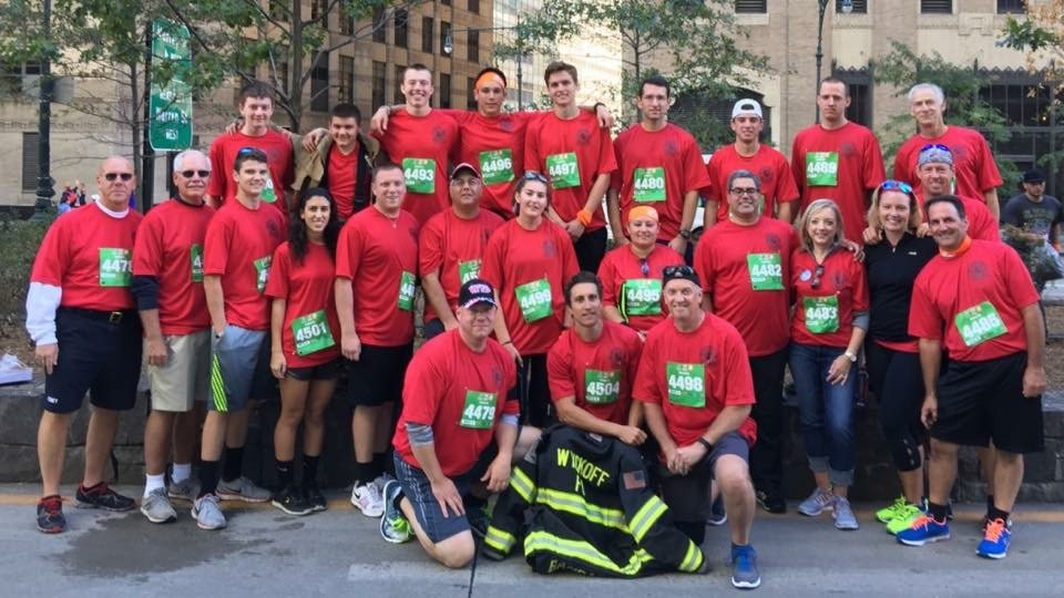 WFD Runs Tunnel to Towers 5K