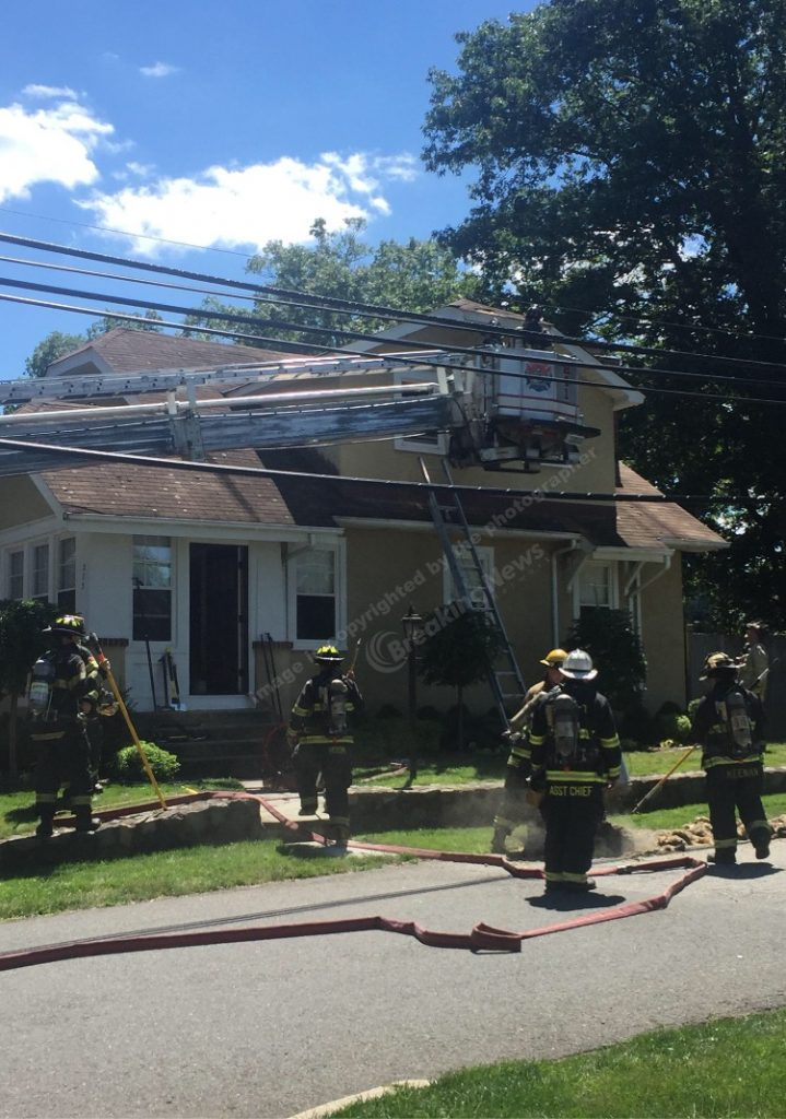 WFD Responds to 2nd Alarm Electrical Fire on Monroe Ave